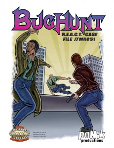 Cover of Bughunt