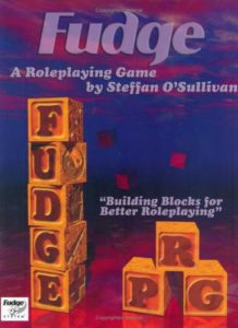 cover of the FUDGE Rulebook